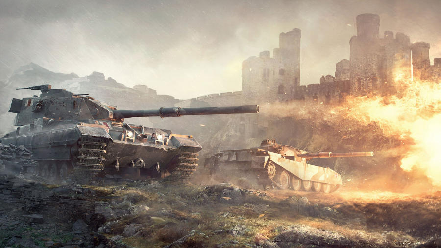 World of Tanks Boost