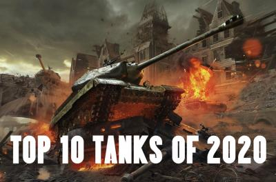 TOP 10 TANKS VON 2020