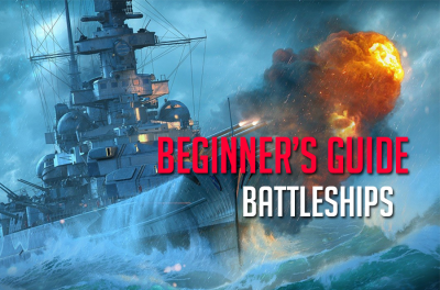 World of Warships Guide How to play Battleships ?