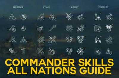 Guide Commander Skills