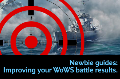 How improve your battles results in World of Warships
