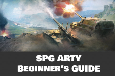 World of Tanks Beginner's Guide: SPG
