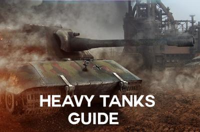 Heavy tanks (how to play, brief description)