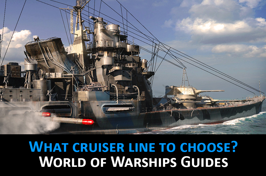 WoWS GUIDES: What cruiser line to choose?