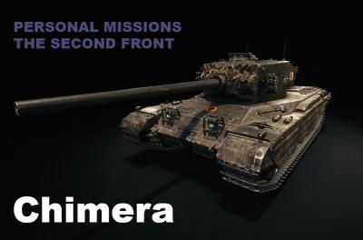 Persönliche Missionen 2.0: Chimera