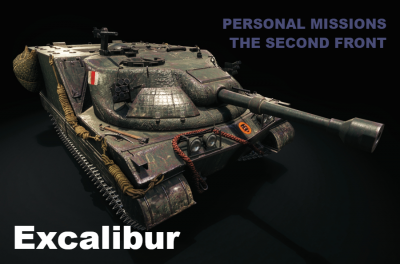 Persönliche Missionen 2.0: Excalibur