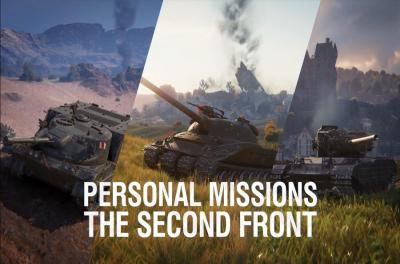 Personal Missions: THE SECOND FRONT