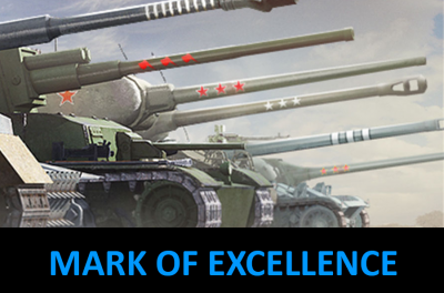 Mark of Excellence (Average damage)