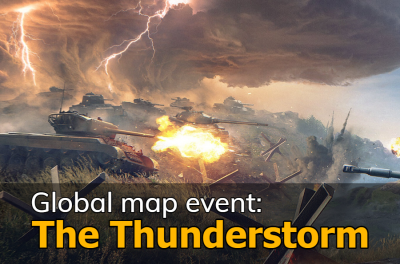 Global Map: The Thunderstorm Event