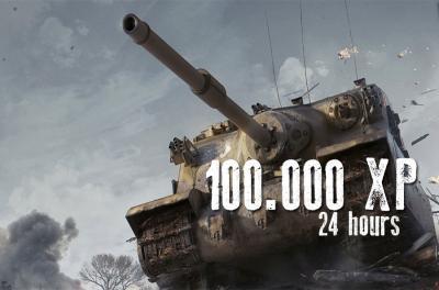 100 000 XP