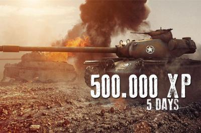 500 000 XP