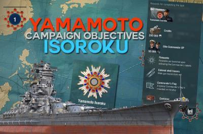 Yamamoto Isoroku Campaign