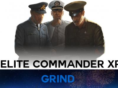 Elite Commander XP GRIND