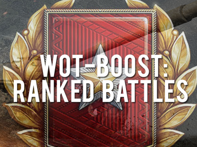 Ranked Battles WOT-Boost