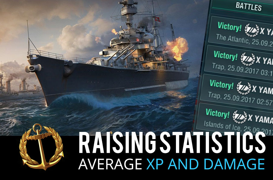 Account Boost - AVERAGE XP DAMAGE. RAISING RATINGS