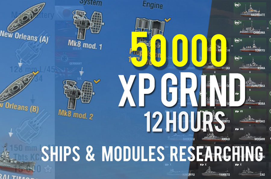 50.000 XP PACK